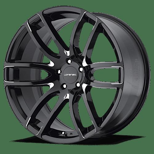 Lorenzo WL036 Wheels