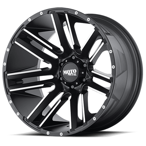 MotoMetal 978 Wheels