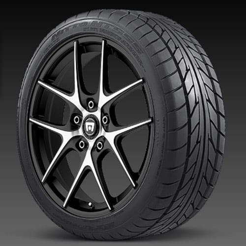 Nitto NT555 Car Tires