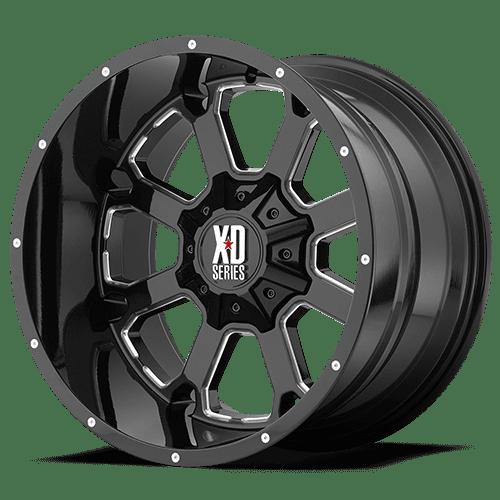 XD 825 Wheels